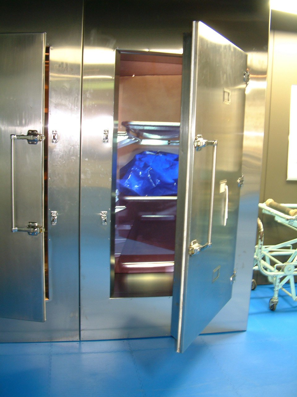 Morgue Fridge
