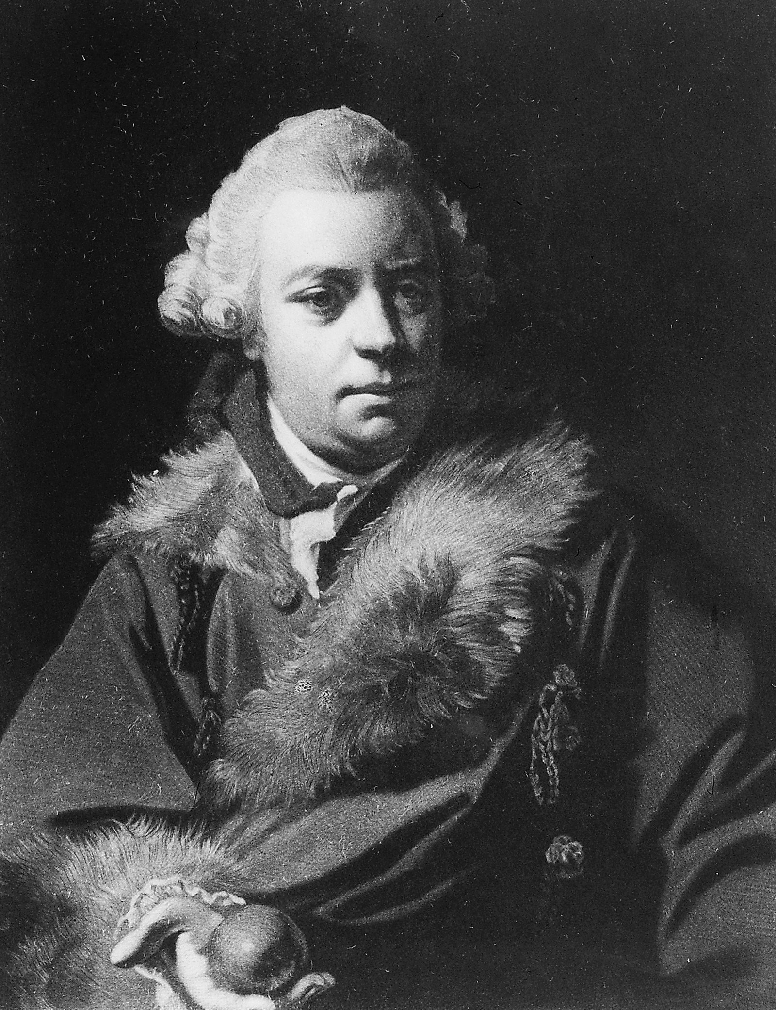 M0016205 Portrait of Sir Joseph Banks by Reynolds, S.W.