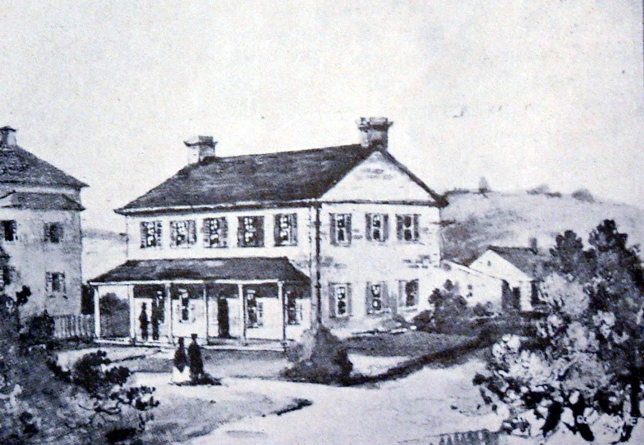 Former residence of the Chief Justice