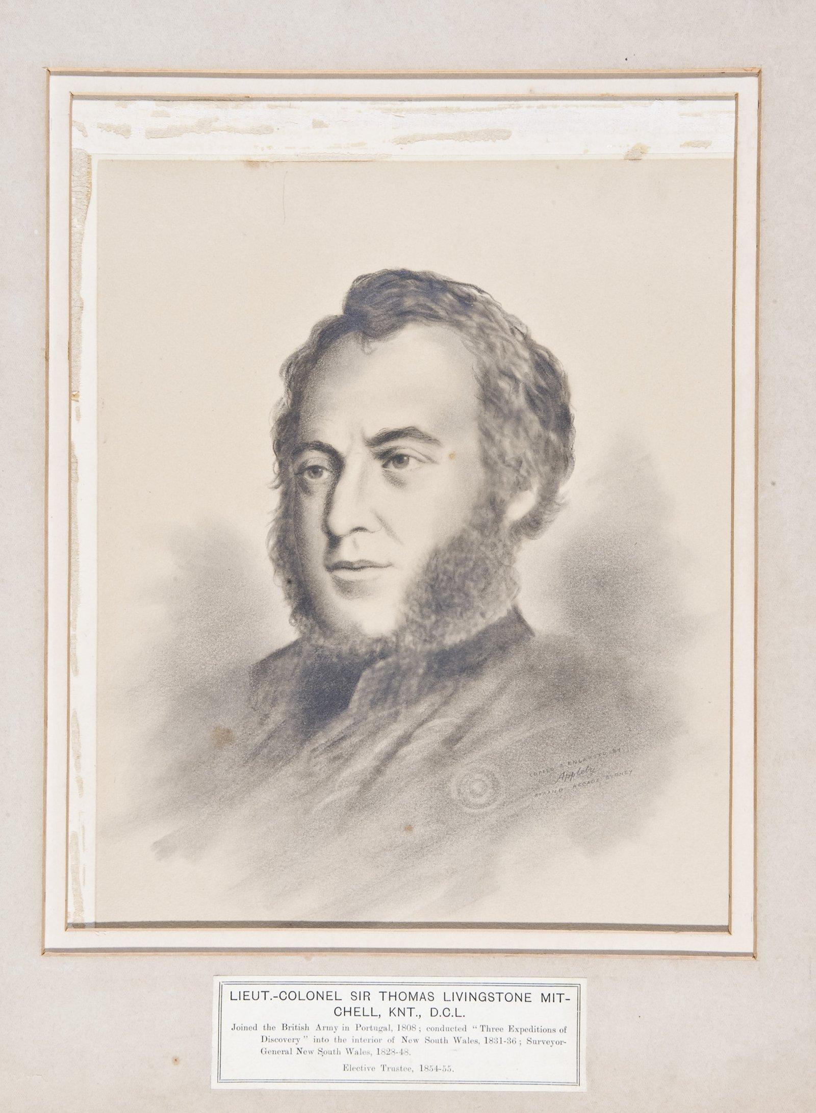 Sir Thomas Mitchell
