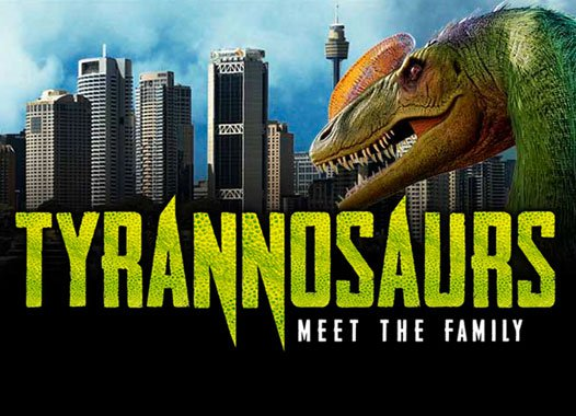 Tyrannosaurs - Meet the Family