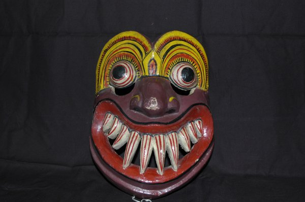 Gini-Sanniyaka mask