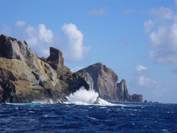 Curtis Island, Kermadec Islands