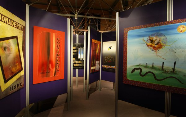 Indigenous Gallery - detail