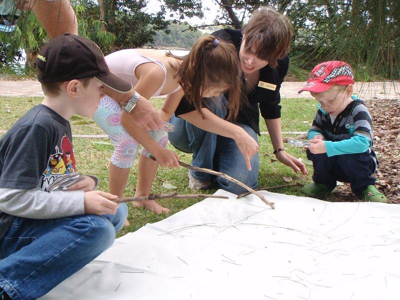 Museum2you Backyard Bio Workshop at Coal Loader, Waverton