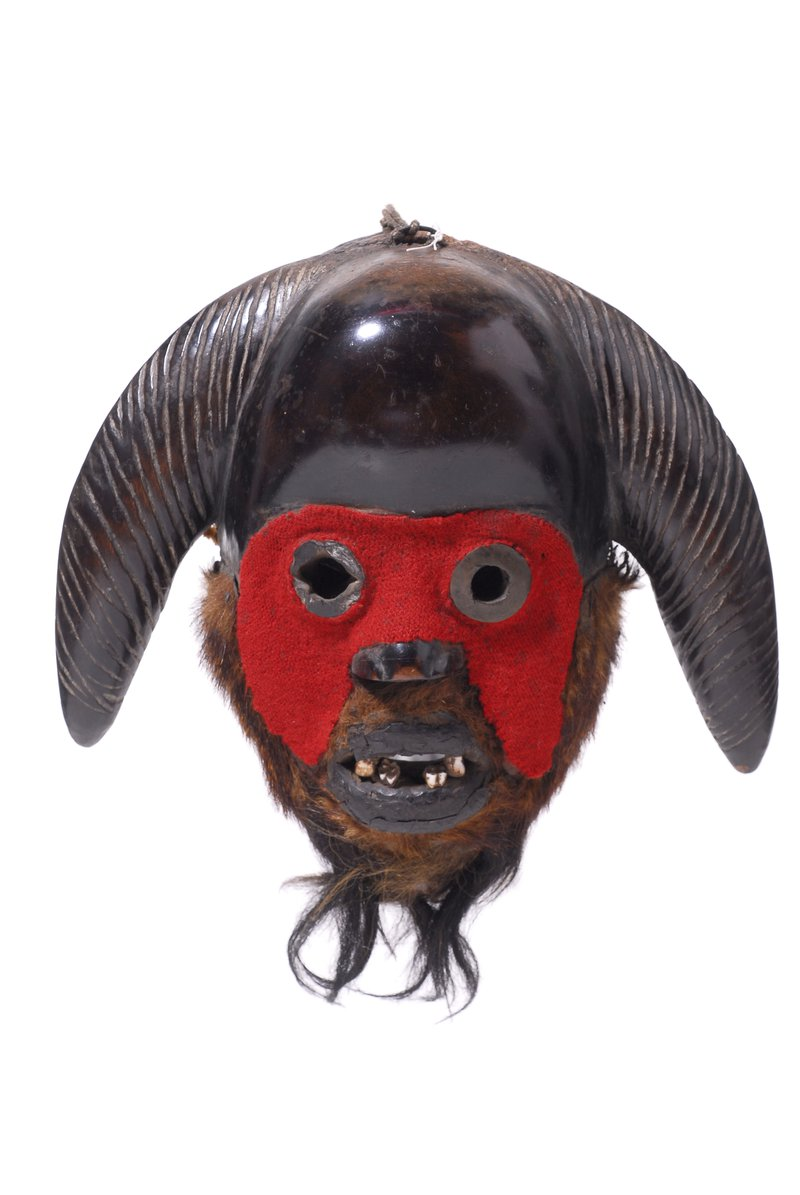African Mask E76256