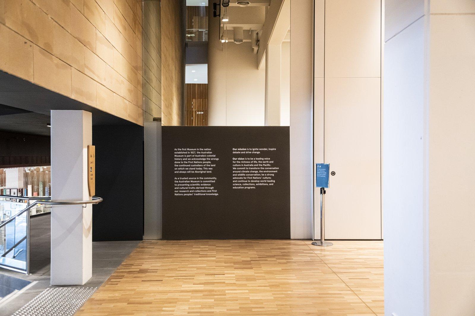 Statement of Reflection - Hintze Hall