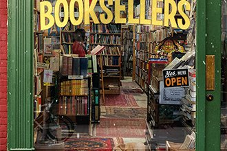 The Booksellers film