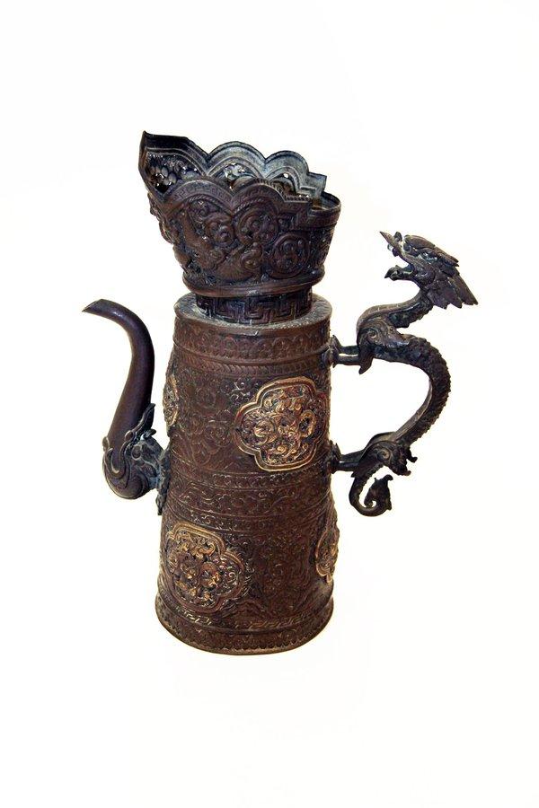 Tibetan Teapot