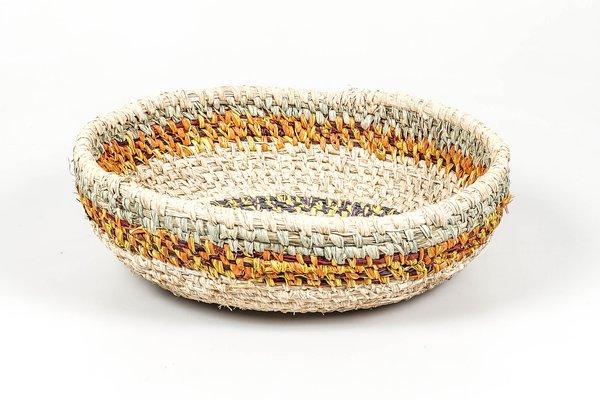 Tjanpi Desert Weavers Basket by Julie Yangki