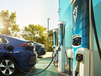 Tritium electric vehicle chargers