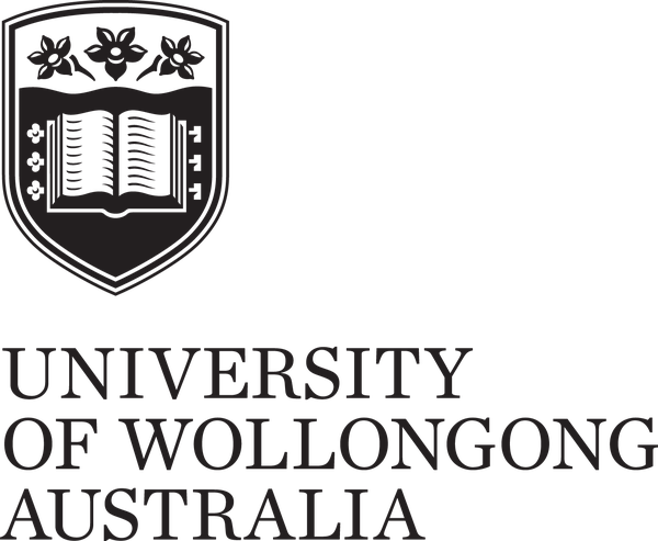 University of Wollongong logo [black]