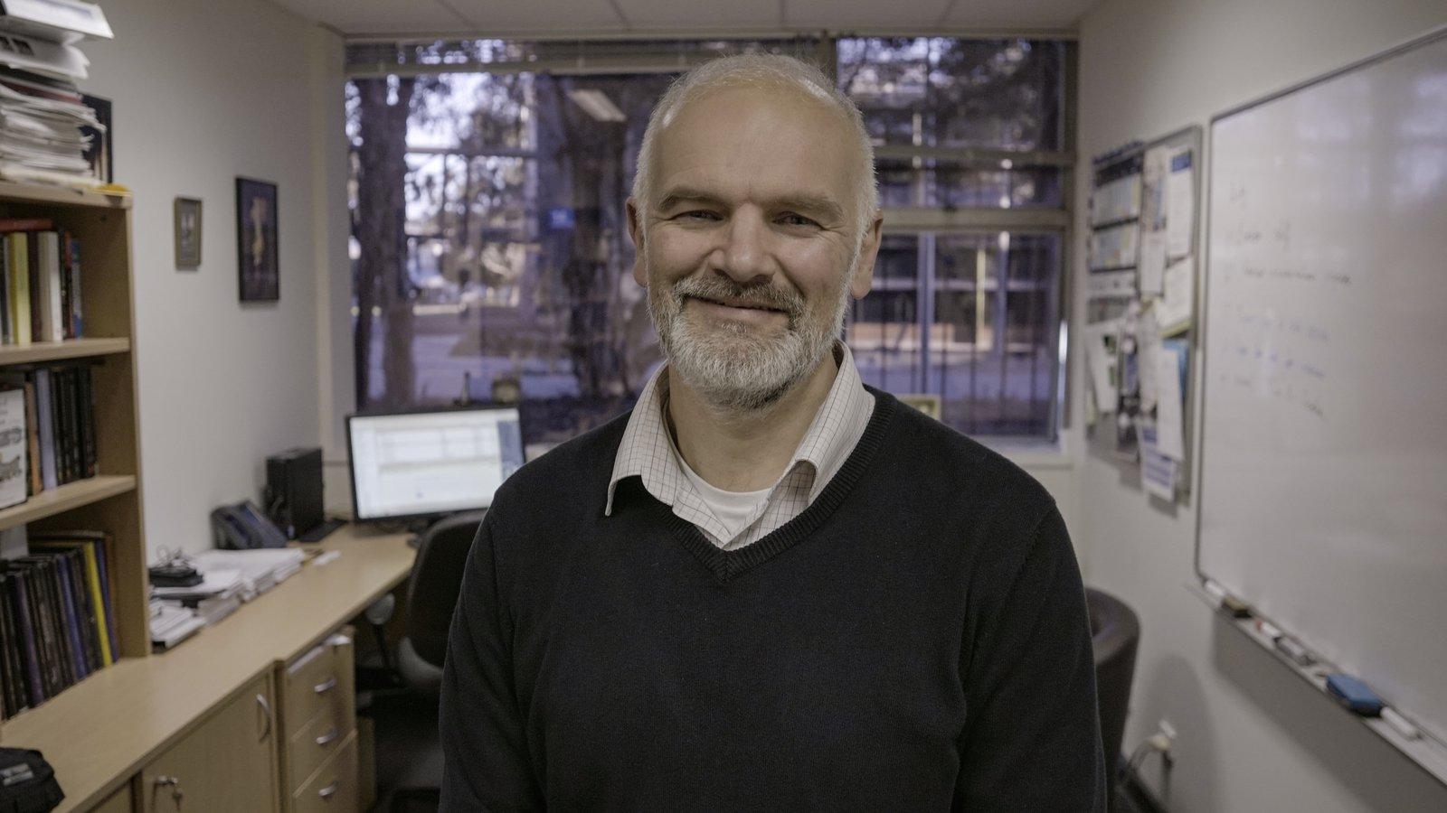 Professor Damon Honnery