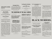Australian Media Articles 1800-2020