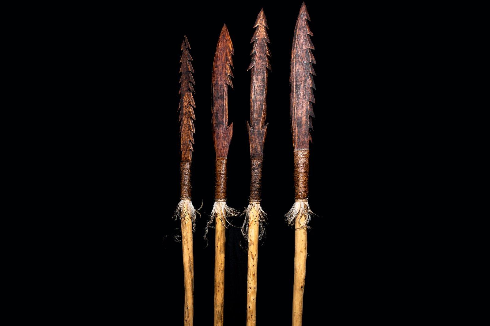 dhulu / bilaarr (Spear)