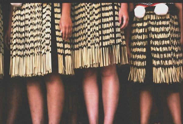 Waitangi Day Dancers