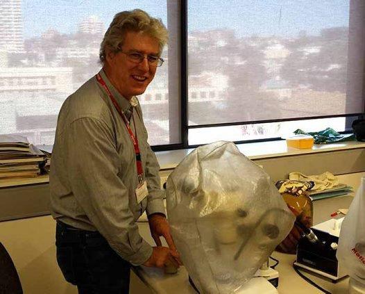 Dr Tony Gill