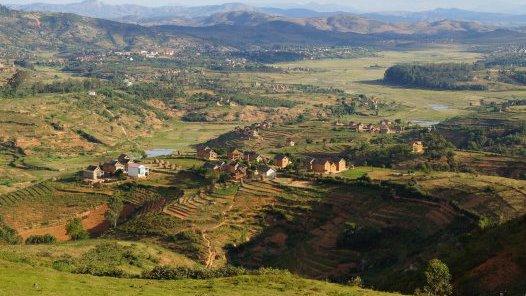 Madagascar 2012 - Aire de Repos Lookout