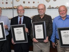 2017 AMRI Lifetime Achievement Award winners