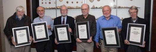 2017 AMRI Lifetime Achievement Award winners
