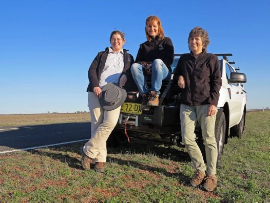 Day 1: Simpson Desert Expedition