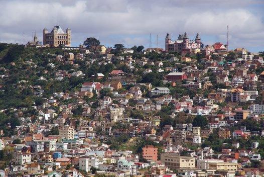 Madagascar 2012- Antananarivo (Tana) - the Capital City
