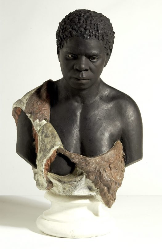 Bust of Truganini L1014