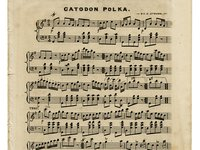 The Catadon Polka sheet music