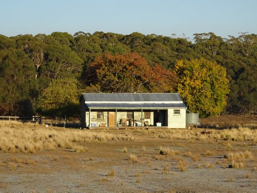 The AMRI research team field station at Barrington Tops during the expedition to Coolah Tops, NSW.