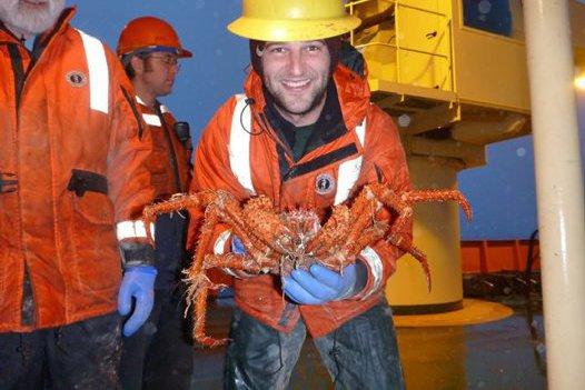 16 April: Epic battles at sea (Scotia Arc Expedition 2013) #1