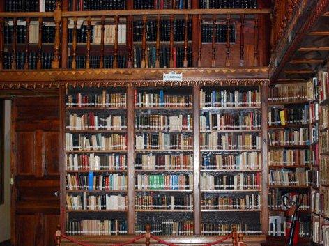 Library in Ocopa, Peru AA Library in Ocopa, Peru