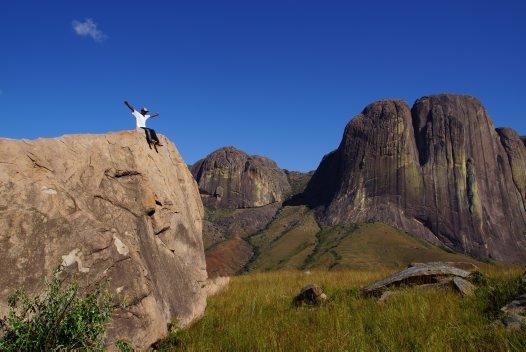 Madagascar 2012 - Tsaranoro Valley
