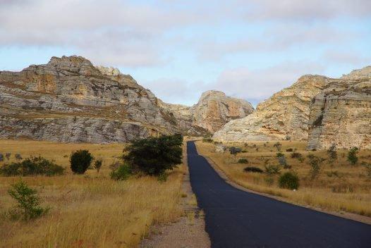 Madagascar 2012 - Heading south on the RN7