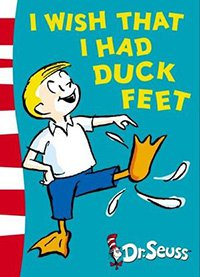 I wish that I had Duck Feet bookcover