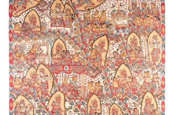 The Story of Kala, Balinese Painting E74181