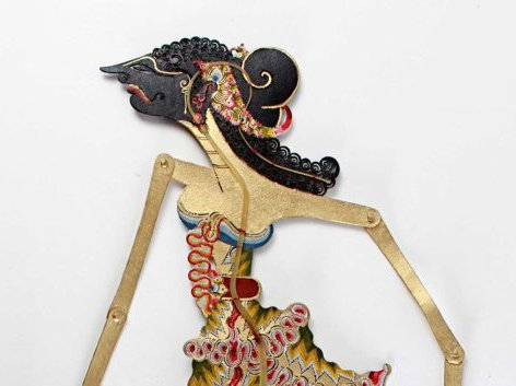 Javanese Puppet - Srikandi (E81662)