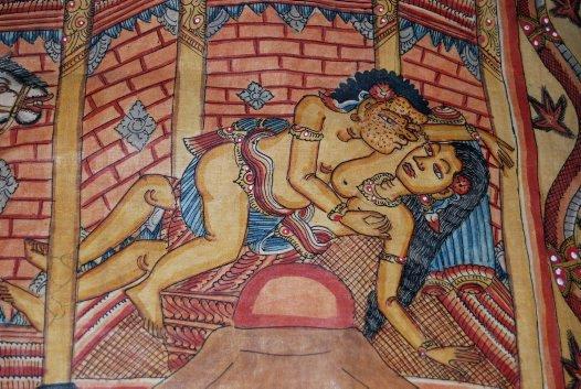 Erotic Scene -Ketut Subaya: E94637