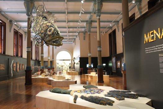 Ghost Net art: Sculptures now on display