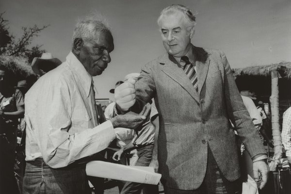 Lingiari and Whitlam