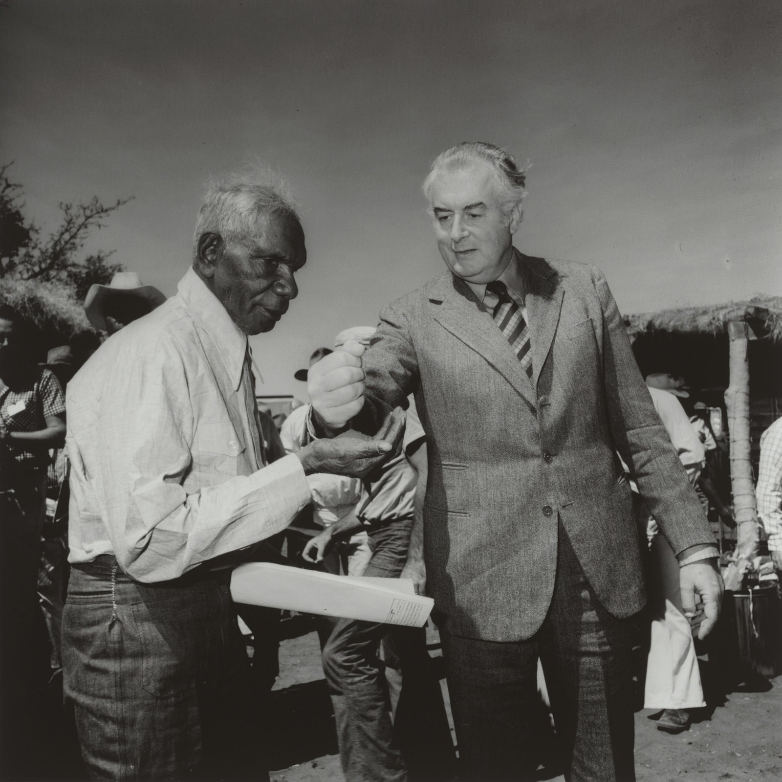 Lingiari and Whitlam