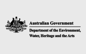 Australian Government Department of Environment (old logo)