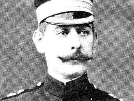 Major Reuter Emerich Roth (1858–1924)