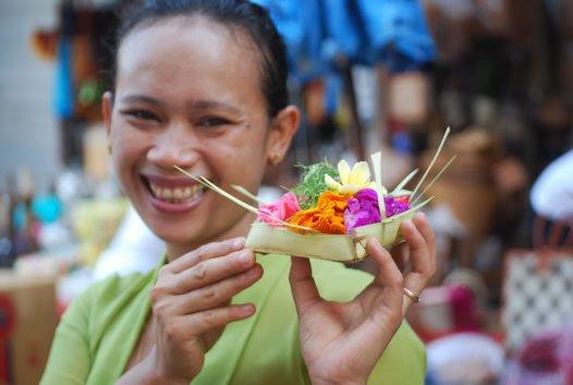 Market in Ubud, Bali B