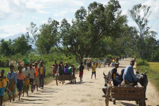 Madagascar 2012 - Market day