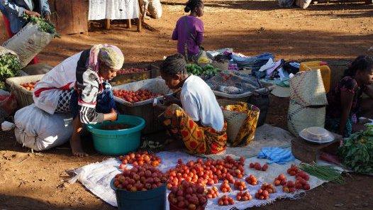 Madagascar 2012 - Markets