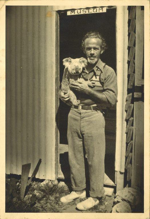Mel (Charles Melbourne) Ward (1903-1966)