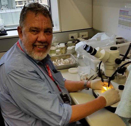 Dr Tony Miskiewicz - 2018