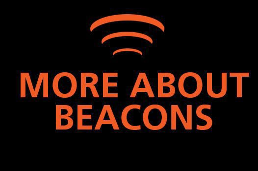 More about beacons