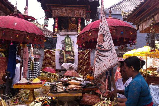 Balinese impressions: Bringing paintings to life