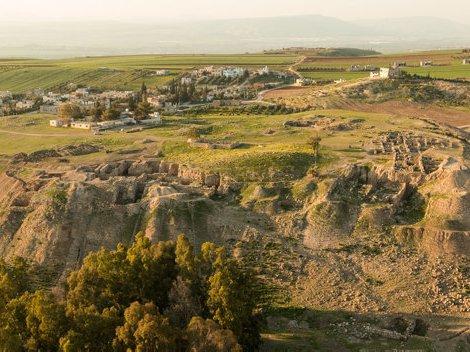Pella, Tell Excavations, Jordan